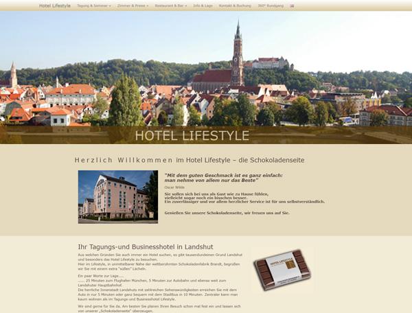 Hotel Lifestyle jetzt mit neuem Design