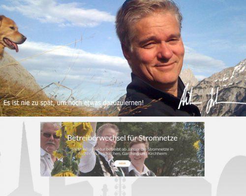 Dietmar Gruchmann wieder online!