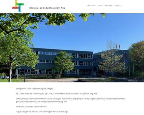 Mittelschule am Gerhart-Hauptmann-Ring